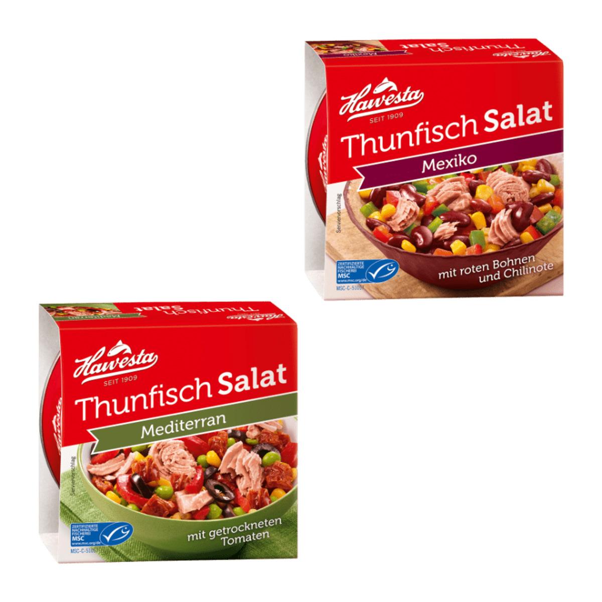 Bild 1 von HAWESTA     Thunfisch Salat