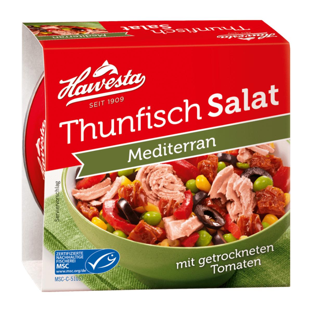Bild 4 von HAWESTA     Thunfisch Salat
