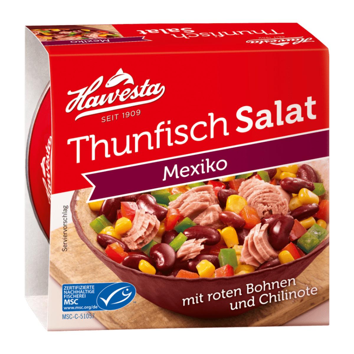 Bild 5 von HAWESTA     Thunfisch Salat