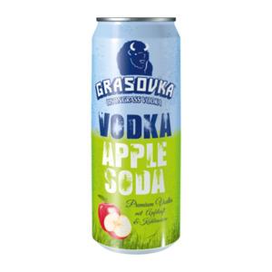 Grasovka     Vodka Apple Soda