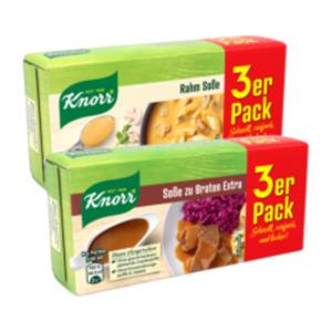 Knorr Basis Saucen