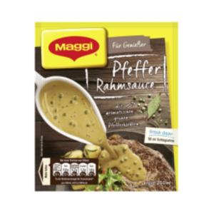 Maggi für Genießer Sauce