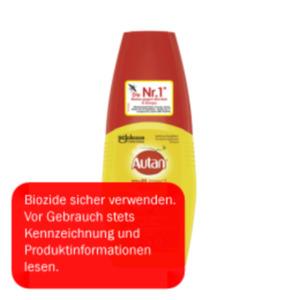 Autan Basis Protection Plus Pumpspray