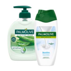 Palmolive Duschgel oder Seife