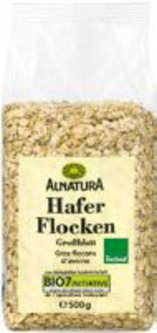 Alnatura Bio-Haferflocken