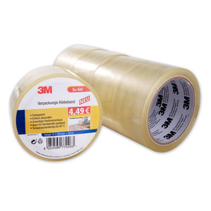 3M Verpackungs-Klebeband 5er-Set