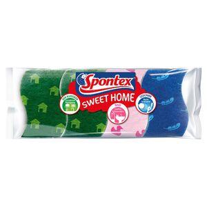 Spontex Scheuerschwämme Sweet Home