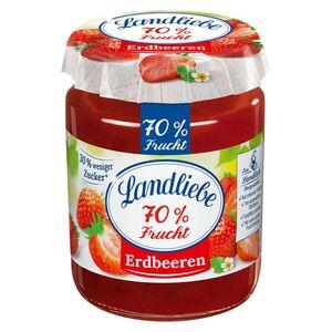 Landliebe Fruchtaufstrich 70 % Frucht 180 g