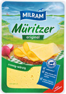 MILRAM  Müritzer oder Sylter