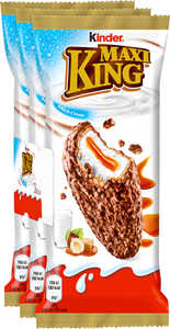 KINDER  Maxi King oder Pingui Cherry