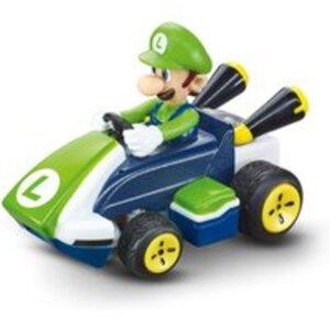 Carrera RC 2,4GHz Mario Kart MiniRC Luigi