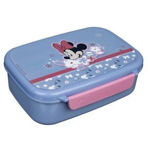 Minnie Mouse - Brotdose - mit Einsatz