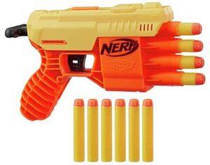 Nerf Alphastrike - Softdartpistole Fang QS4