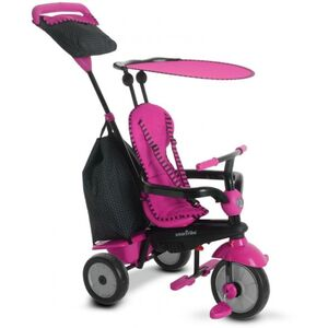 smarTrike Dreirad - Glow - pink