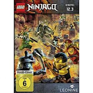 LEGO® NINJAGO® - DVD - Staffel 12.3