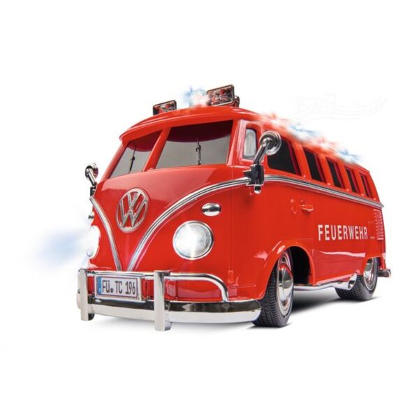 CARSON - RC VW T1 Samba Bus Feuerwehr