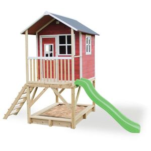 EXIT - Spielhaus Loft 500 - rot