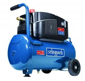 Scheppach Kompressor GK240of ,  230 V, 1200 W, 8 bar, 24 l