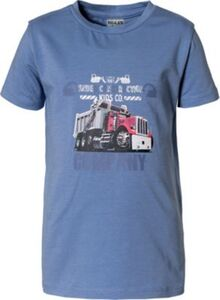 T-Shirt  BASIC LINE  blau Gr. 92 Jungen Kleinkinder