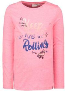Langarmshirt  pink Gr. 92/98 Mädchen Kleinkinder