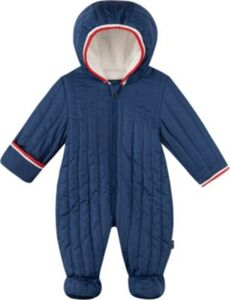 Baby Overall Jungen dunkelblau Gr. 74  Baby