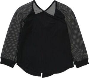 3/4-Arm-Shirt  schwarz Gr. 158 Mädchen Kinder