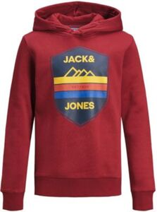 Sweatshirt JORADISONS  rot Gr. 164 Jungen Kinder