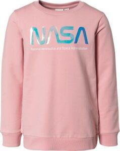 T-Shirt NKFNASA , Organic Cotton rosa Gr. 122/128 Mädchen Kinder
