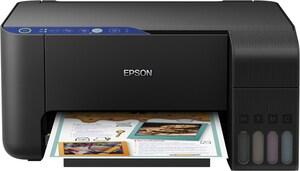 EcoTank ET-2711 Multifunktionsgerät Tinte schwarz