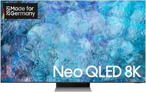 "GQ65QN900AT 163 cm (65"") LCD-TV mit LED-Technik edlestahl / G"