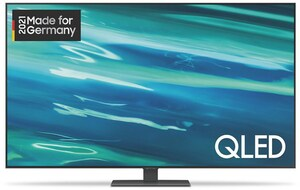 "GQ65Q80AAT 163 cm (65"") LCD-TV mit LED-Technik carbon silber / G"
