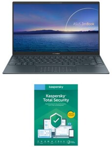 "ZenBook 14 UX425EA-HA181T 35,56 cm (14"") Notebook pine grey inkl. Total Security"