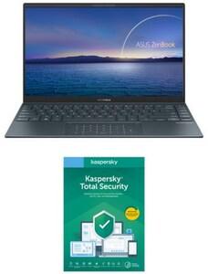 "ZenBook 14 UX425EA-HA181T 35,56 cm (14"") Notebook pine grey inkl. Total Security"