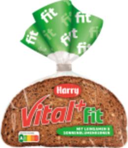 Harry Vital + Fit* oder Lieken Urkorn Kraftkernig*