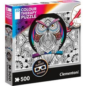 3D Puzzle Eule 500 Teile