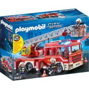 PLAYMOBIL® City Action 9463 Feuerwehr-Leiterfahrzeug