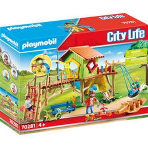 PLAYMOBIL® City Life 70281 Abenteuerspielplatz