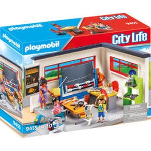PLAYMOBIL® City Life 9455 Klassenzimmer Geschichtsunterricht