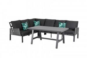 TrendLine Dining Lounge Möbelset Apulia inkl. Auflagen