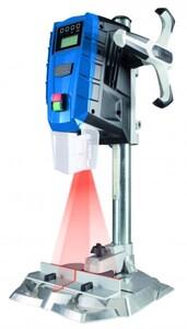 Scheppach Tischbohrmaschine DP55 710 W, Digitaldisplay, Laser