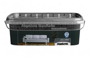 Primaster Wandfarbe Wohnambiente SF762 2,5 l, anthrazitgrau