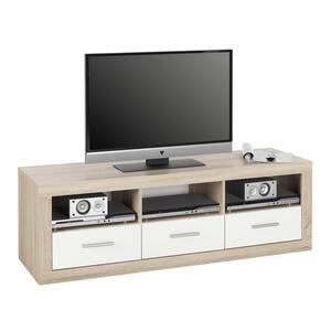 Boxxx Tv-element weiß sonoma eiche  CAN CAN 6