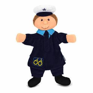 Sterntaler Handpuppe polizist  3601645  Blau