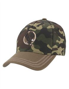 Herren Basecap mit Camouflagemuster