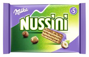 Milka Nussini 5ST 157,5G