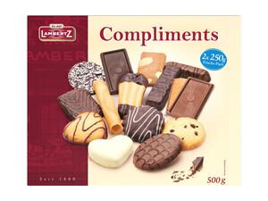 Lambertz Compliments Gebäckmischung 2x 250 g