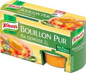 Knorr Bouillon Pur Gemüse 168 g