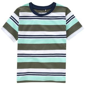Jungen T-Shirt mit Ringeln