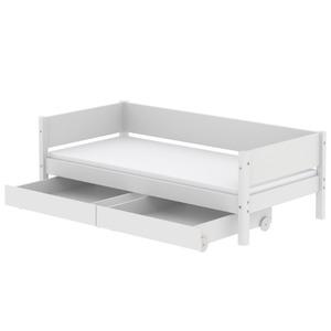 Flexa Funktionsbett Weiß