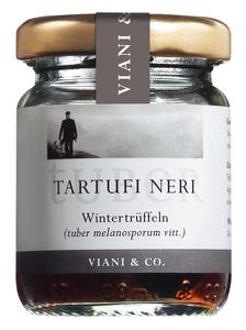Viani & Co. Tartufi Neri - Wintertrüffeln 25g 0000 - Antipasti, Italien, 25g